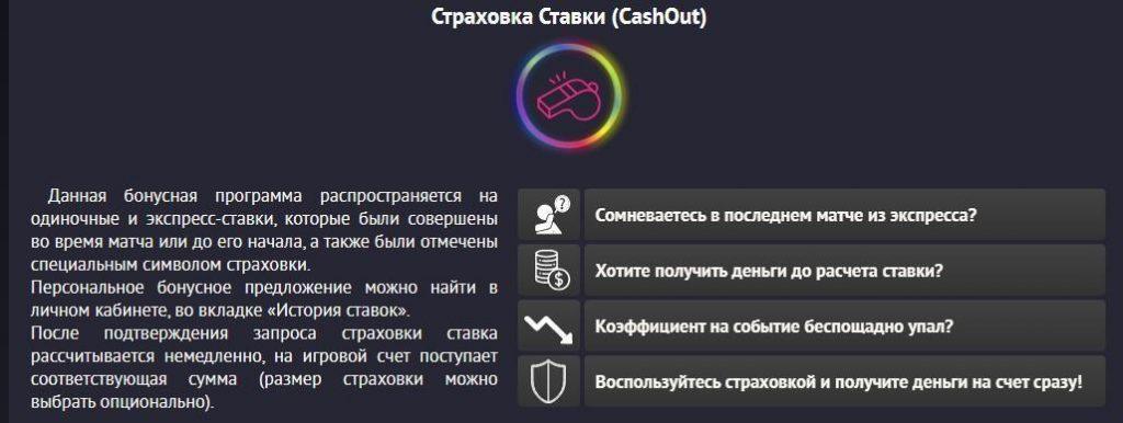 Программа Pin Up CashOut