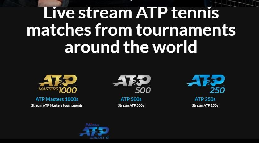 Платные стриминговые сервисы с теннисными матчами