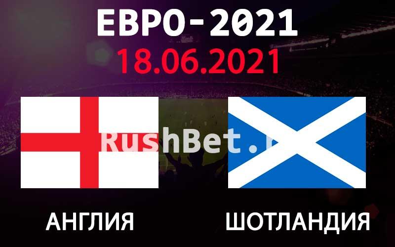 Прогноз на матч Англия - Шотландия