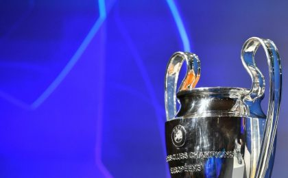 Жеребьевка Лиги чемпионов 2021 - 2022