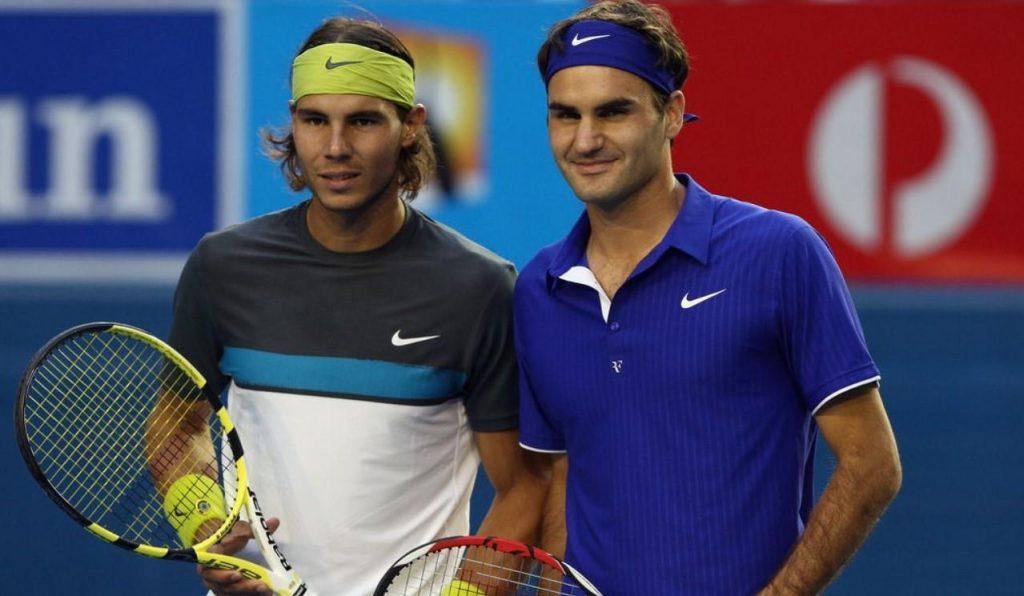 Надаль – Федерер - теннисные противостояния